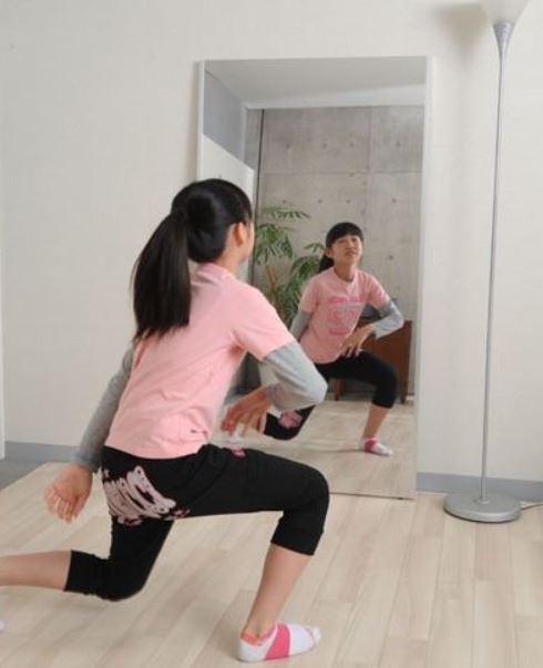 リフェクス(REFEX)割れない鏡 大型タイプ ダンス