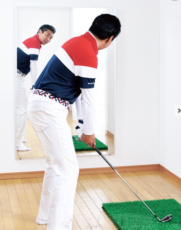 リフェクス(REFEX)割れない鏡 大型タイプ ゴルフ